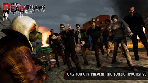 Code Triche Halloween Town - Tir au zombie cible morte APK MOD (Astuce) screenshots 1