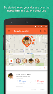Zoemob Family Locator 4.75 Screenshots 3