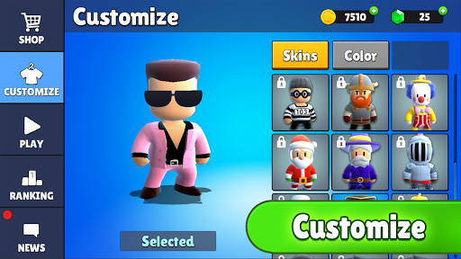 Stumble Guys: Multiplayer Royale 0.22 screenshots 5