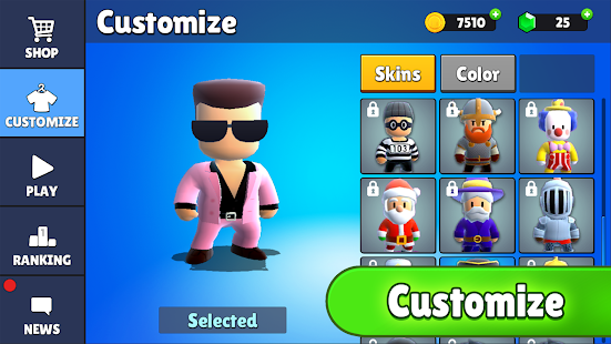 Stumble Guys: Multiplayer Royale Unlimited Money