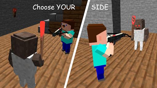 Granny vs Noob: Multiplayer screenshots 1