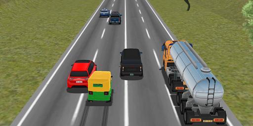 Tuk Tuk Rickshaw:  Auto Traffic Racing Simulator screenshots 21