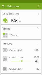 BeNext Smart Home 1.9.5 Screenshots 2