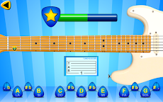 Learn music notes on your Guitar Fretboardのおすすめ画像1