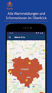NINA – Die Warn-App des BBK 5