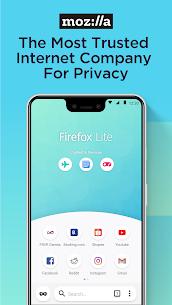 Firefox Lite Mod Apk (Full Unlocked) 8