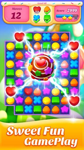 Cookie Amazing Crush 2020 - Free Match Blast 8.8.3 screenshots 1