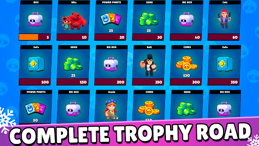 Case Simulator open Brawl Stars Loot Box 1.05 screenshots 2