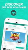 screenshot of AppStation: Cash app to win gift cards & get lucky