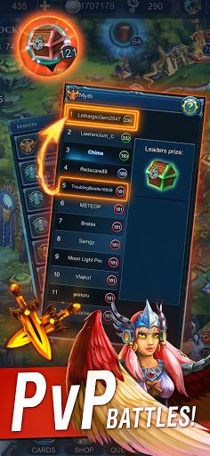 Defenders 2 TD: Base Tower Defense. Strategy & CCG 1.9.220080 screenshots 9