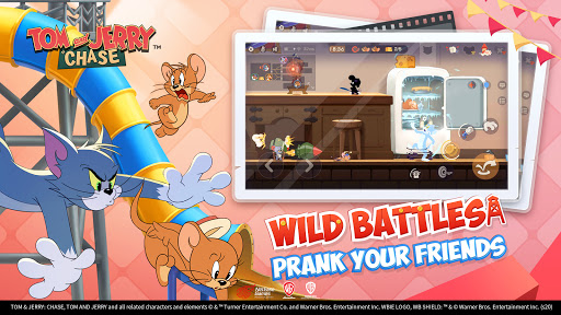 Tom and Jerry: Chase apktram screenshots 17
