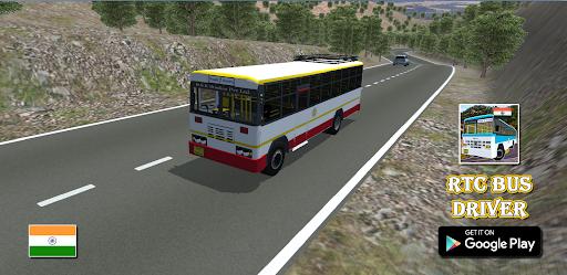 RTC Bus Driver - Tirupati Apkfinish screenshots 3