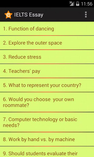 IELTS Essay For PC Windows (7, 8, 10, 10X) & Mac Computer Image Number- 6