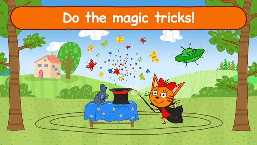 Kid-E-Cats Circus Games! Three Cats for Children  screenshots 6
