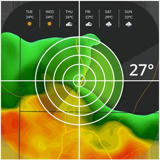 Weather Forecast & Live Weather Radar App