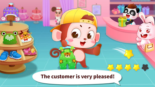 Baby Panda's Fashion Dress Up Game 8.51.00.00 screenshots 5