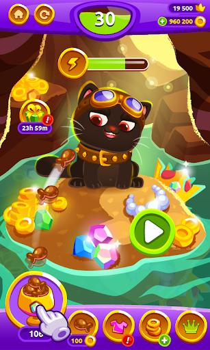 Bubbu Jewels - Merge Puzzle  screenshots 4