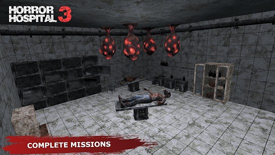 Horror Hospital® 3 | Horror Game Screenshot