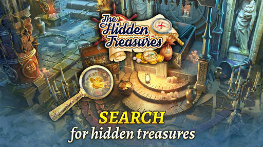 The Hidden Treasures: Seek & Find Hidden Objects 1.13.1000 screenshots 7