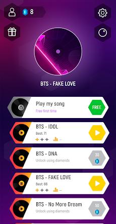 Music Hop : BTS Danceのおすすめ画像1