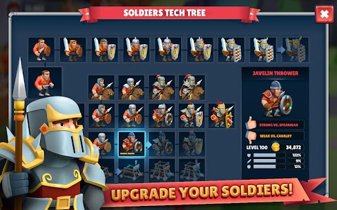 Download Game of Warriors MOD Apk [Unlimited Coins] For Android 2