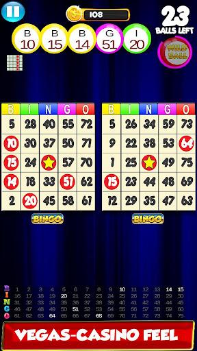 Bingo: Cards Game Vegas and Casino Feel Apkfinish screenshots 4
