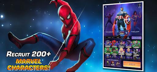 MARVEL Puzzle Quest: Join the Super Hero Battle! Apkfinish screenshots 2