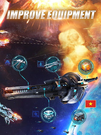Galaxy Battleship  screenshots 11