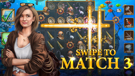 Treasure Match 3 1.57 screenshots 1