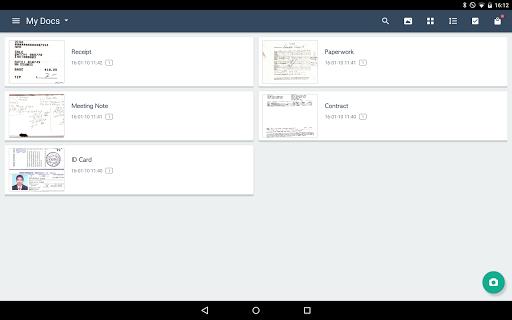 CamScanner - Scanner to scan PDF Screenshots 14