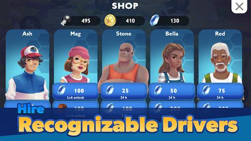 Transport City: Truck Tycoon apkdebit screenshots 4