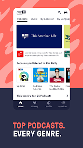 TuneIn Radio: News, Sports, Music & Radio Stations 4