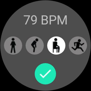 Heart Rate Plus - Pulse & Heart Rate Monitor 2.5.9 Screenshots 6