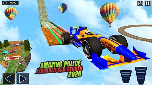 Police Formula Car Derby Demolition Crash Stunts  screenshots 8