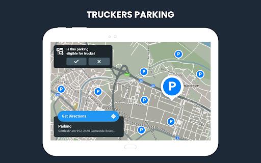 RoadLords - Free Truck GPS Navigation android2mod screenshots 14