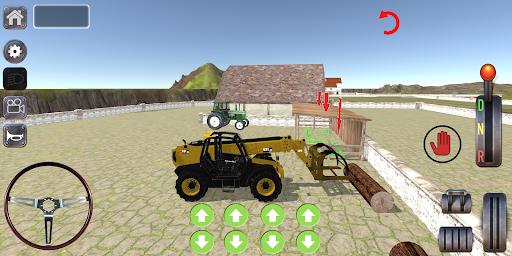 Heavy Excavator Jcb City Mission Simulator screenshot 23