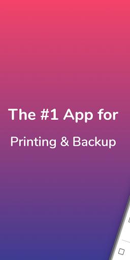 ud83dudd25SMS Backup, Print & Restore -Export PDF,HTML,CSV apktram screenshots 1