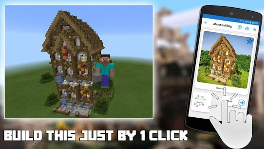 Builder PRO for Minecraft PE (MOD, Paid) v15.3.0 4