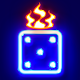 Download Merge Neon Dice - Tower Defense For PC Windows and Mac