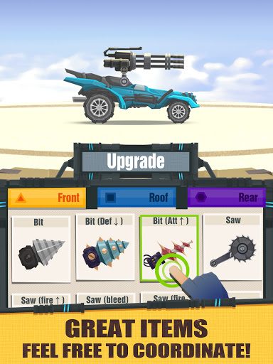 Crazy Car 1.2.4.1 screenshots 10
