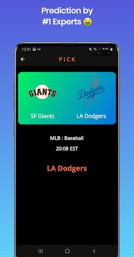 SPORTSNERD : Free Picks and Predictions  screenshots 5