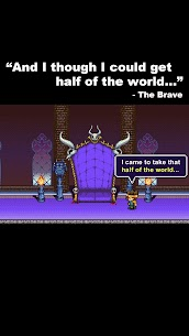 The Brave You said give me half of world MOD APK 1.0.106 (Purchase Free) 4