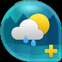 Виджет погоды и часов для Android - без рекламы