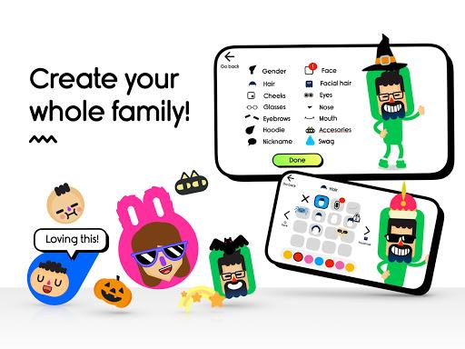 Boop Kids World - My Avatar Creator  Screenshots 12