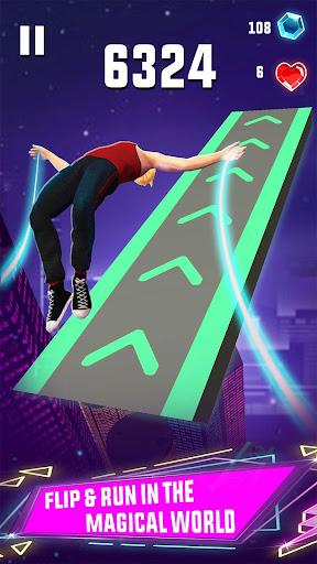 Sky Jumper: Parkour Mania Free Running Game 3D 2.0 screenshots 3