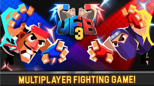 UFB 3: Ultra Fighting Bros - 2 Player Fight Game 1.0.4 screenshots 1