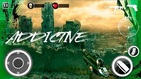 Z For Zombie Mod Apk: Freedom Hunters (God Mode/Dumb Enemy) 6