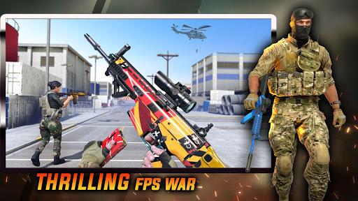 FPS Commando Shooting 3D Game- New FPS Games 2020 5.2 Screenshots 6