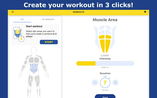 Abs Workout - Daily Fitness 4.7.9 Screenshots 4