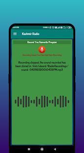 KASHMIR RADIO APP ALL RADIO STATIONS IN ONE APP